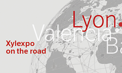 XYLEXPO ON THE ROAD, LIONE 4-7 FEBBRAIO 2020